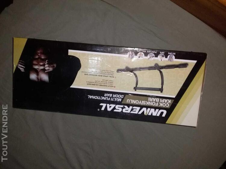 Gym fitness heavy duty pull up bar chin up sit-up strength w