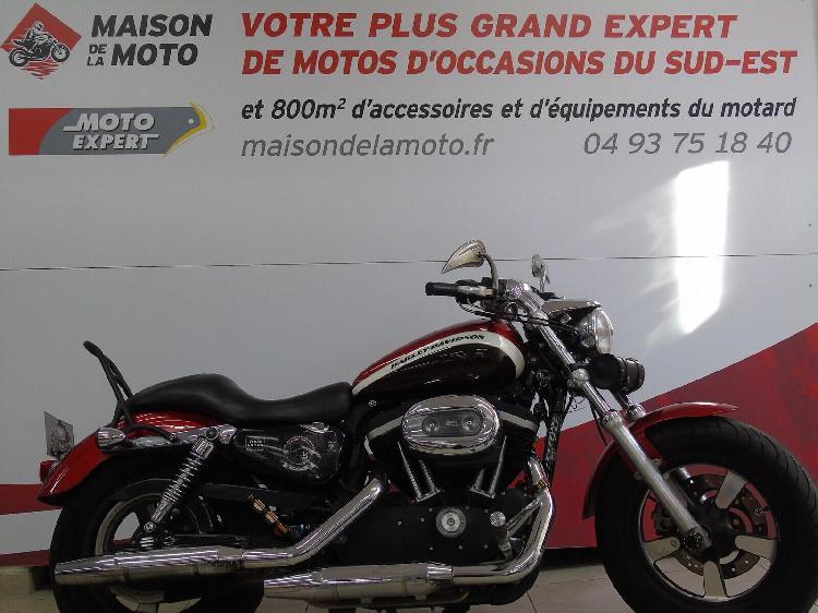 Harley davidson sportster essence mougins 06 | 8190 euros