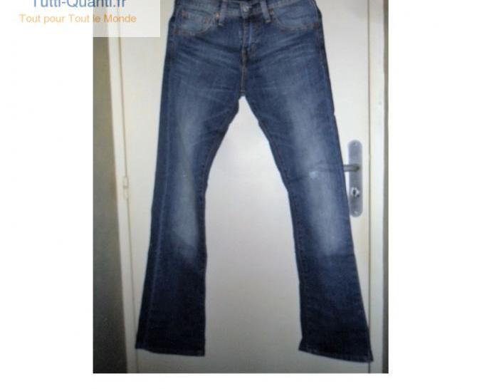 Jeans levis homme bootcut taille 38, 40. ne...