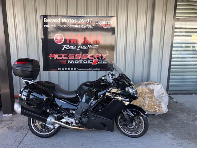 Kawasaki zzr 1400 essence bourg les valence 26 | 6790 euros