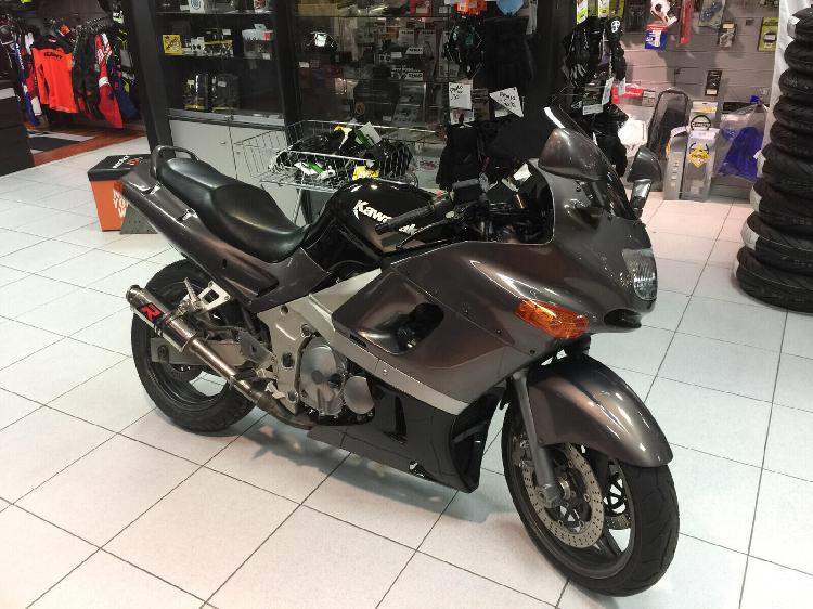 Kawasaki zzr essence pamiers 09 | 1800 euros 1999 15659327