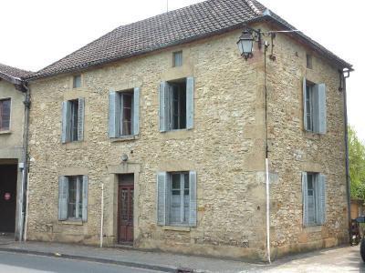 Maison à vendre belves daglan 4 pièces 85 m2 dordogne