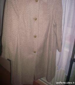Manteau de femme long 100% mohair