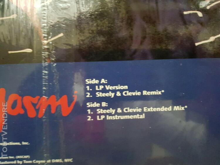 Maxi rap hip hop usa 1991 fu-schnickens sing the alarm