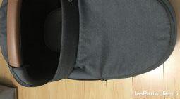 Nacelle isofix jade bebe confort - sparkling grey