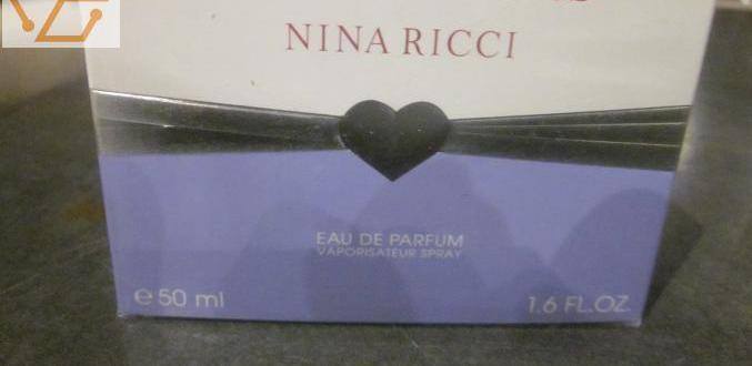 Parfum nina ricci love in paris 50 ml 50€