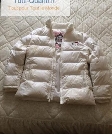 Parka doudoune hello kitty neuf