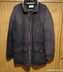 Parka homme angelo litrico t. 40