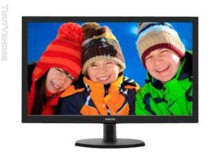 "Philips v-line 223v5lsb2 - écran led - 21.5"" - 1920 x 1080"