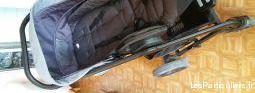 Poussette de marque joie chrome stroller