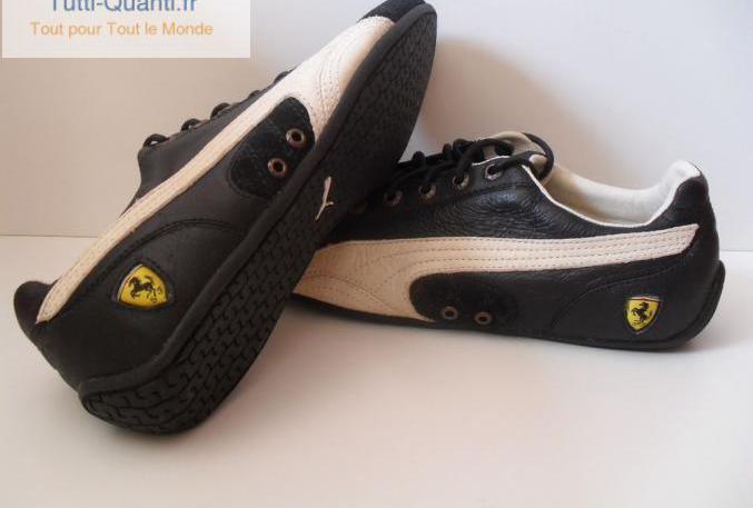 Puma chaussures scuderia-ferrari t 38 *neuve*