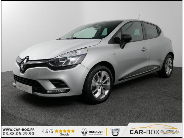 Renault clio iv tce 90 limited gps 1e main