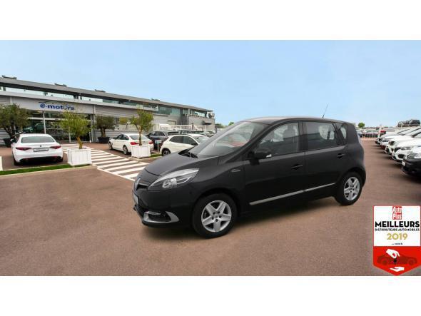 Renault scénic iii dci 110 edc + gps