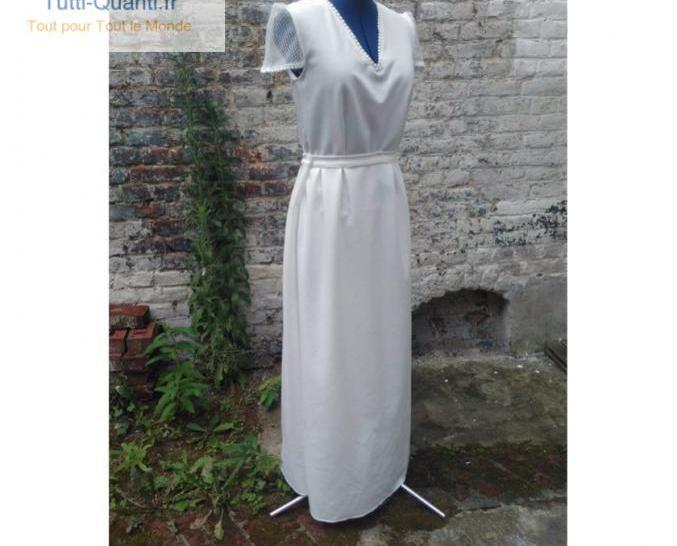 Robe de mariée léa taille m