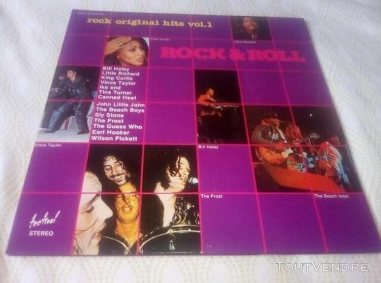 """Rock original hits """"vol.1"""""""