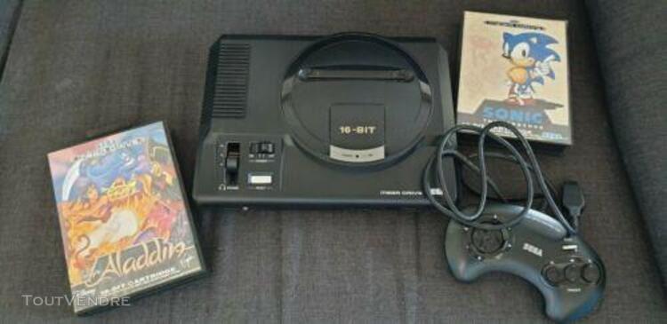 Sega mega drive version 1