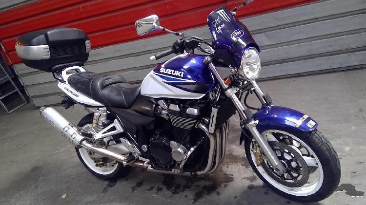 Suzuki gsx essence pressigny les pins 45 | 2200 euros 2003