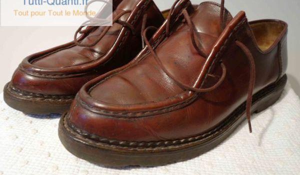 Vends chaussures hardridge