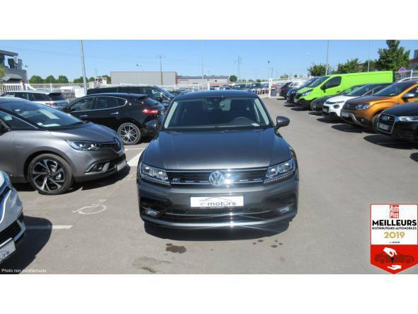 Volkswagen tiguan confortline 2.0 tdi 150 dsg7 4m + phares