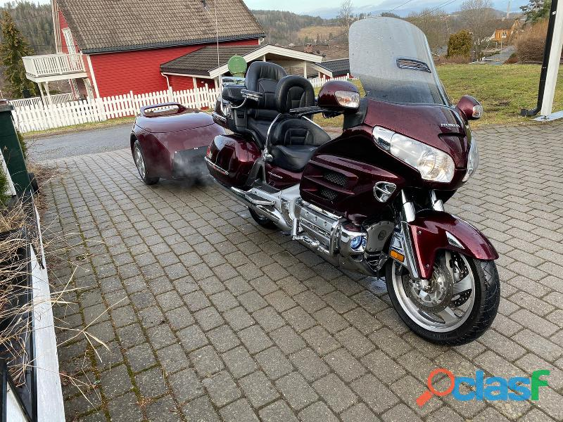 HONDA Goldwing 1800   2007