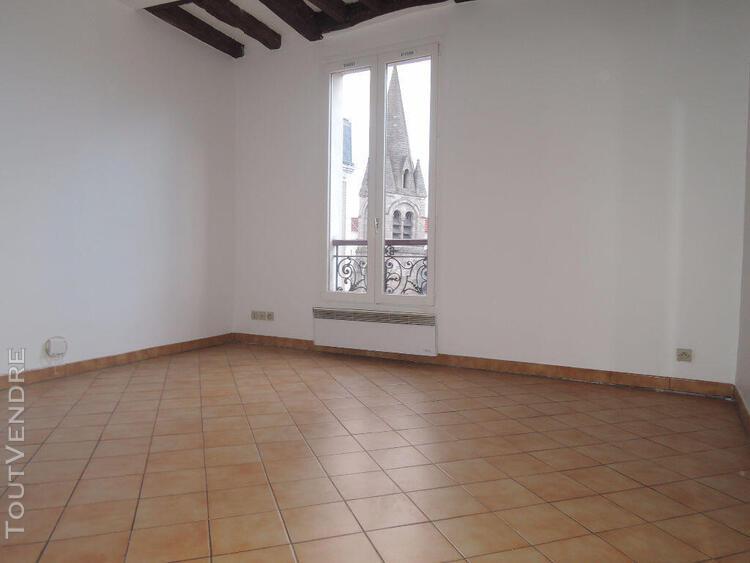 Appartement nogent sur marne 2 pièce(s) 28.69 m2