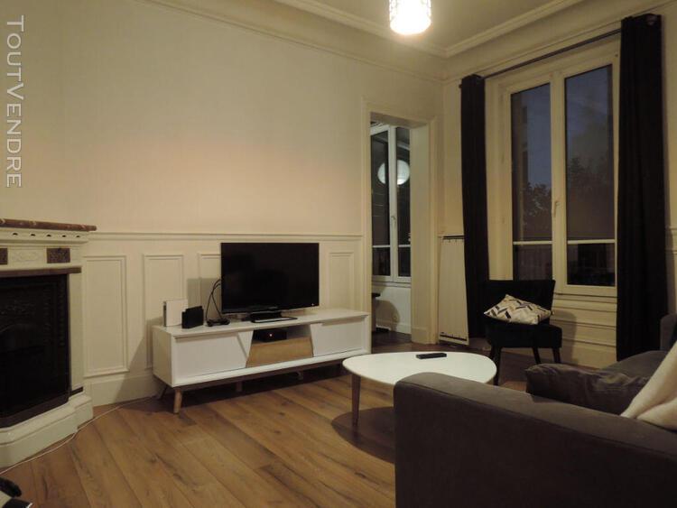 Appartement nogent sur marne 2 pièce(s) 37.08 m2