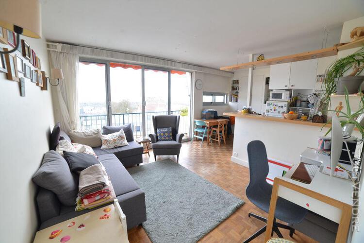Appartement nogent sur marne 3 pièce(s) 56.05 m2