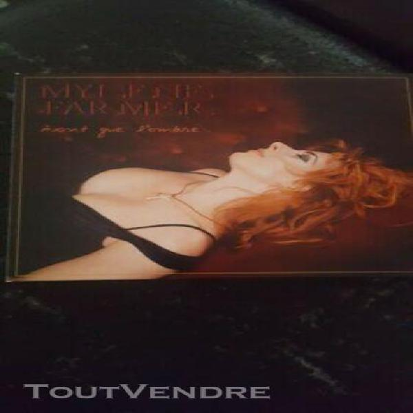 Avant que l'ombre... - digipac - farmer mylene (cd) ref 2031