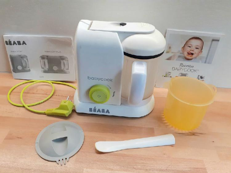 Beaba babycook solo 4-in-1 occasion, paris (75019)