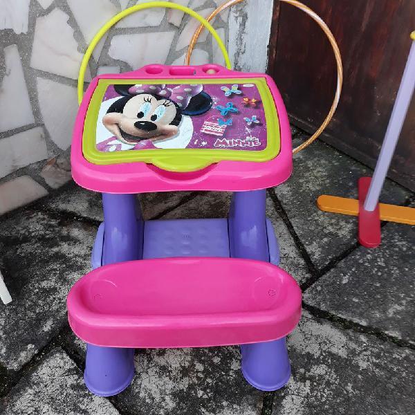 Bureau enfant-bureau bébé-porte manteau bebe-disney