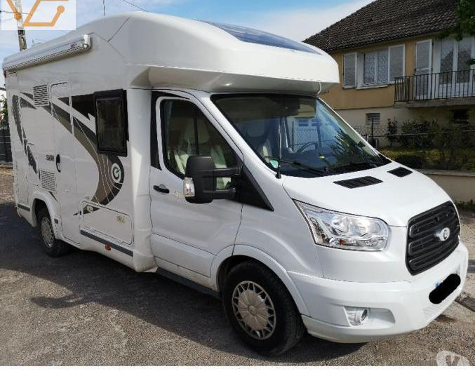 camping-car profilé chausson flash 510 2.2l...