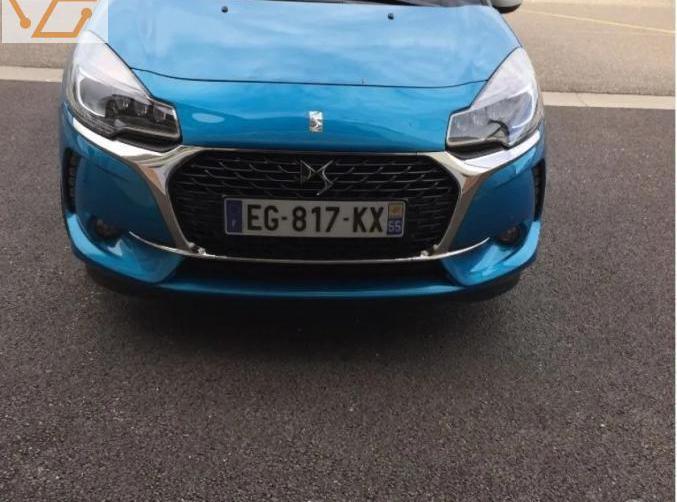 Citroën ds3 bluehdi 100 cv s&s so chic