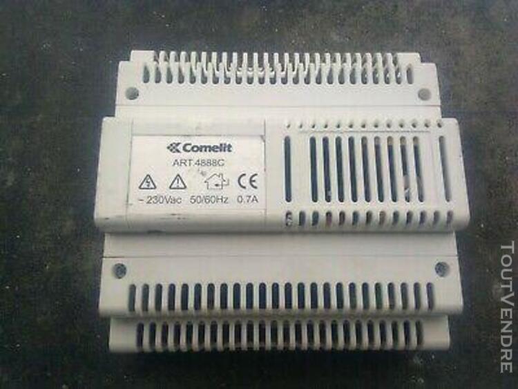 Comelit 4888c système d'alimentation pour mélangeur