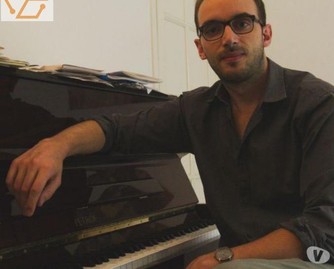 Cours de piano (classique, impro, compo) à p...