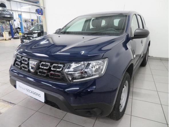 Dacia duster blue dci 95 4x2