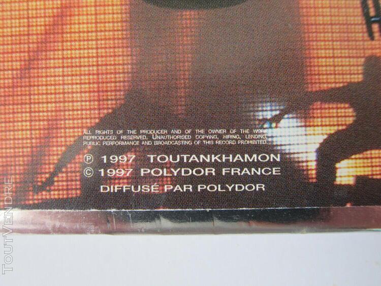 Double cd mylene farmer live à bercy 1997 digipack réf