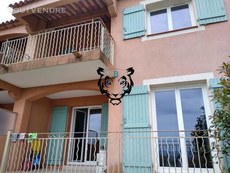 Exclusivite - maison type 4 -roquebrune sur argens