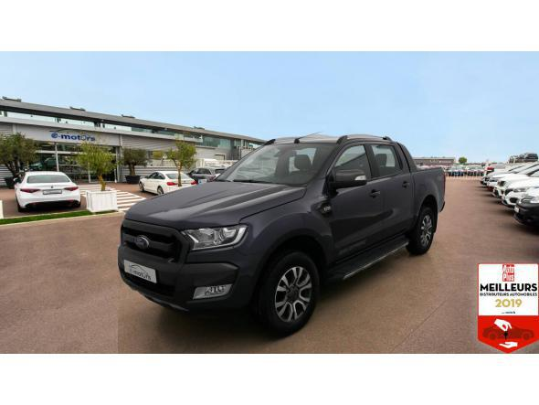 Ford ranger double cabine 3.2 tdci 200 stop et start 4x4