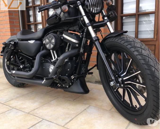 Harley davidson 883 stage 1