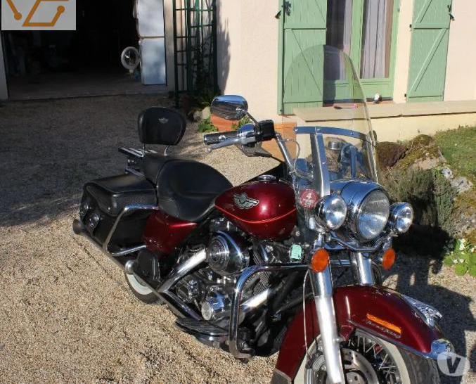 Harley davidson road king 1450