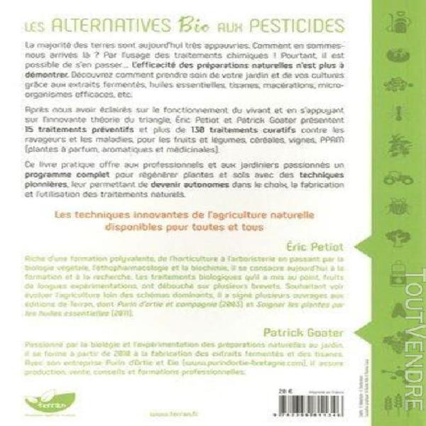 Les alternatives biologiques aux pesticides - solutions natu