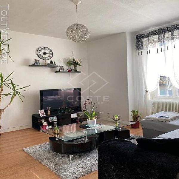Limoges, appartement t3 de 58 m² chauffage/eau chaude