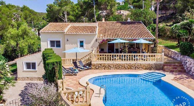 Location maison javea / xabia 8personnes dès 945€ par