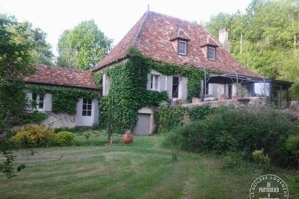 Location maison saint julien de crempse (24) 6personnes