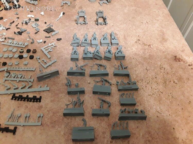 Lot big army death korp of krieg warhammer 40k