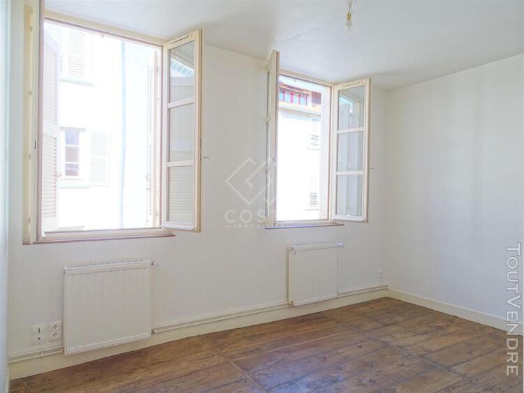 Proche fac de droit, appartement t2 de 34m² avec cuisine