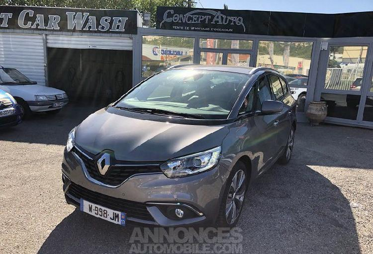 Renault grand scenic intens