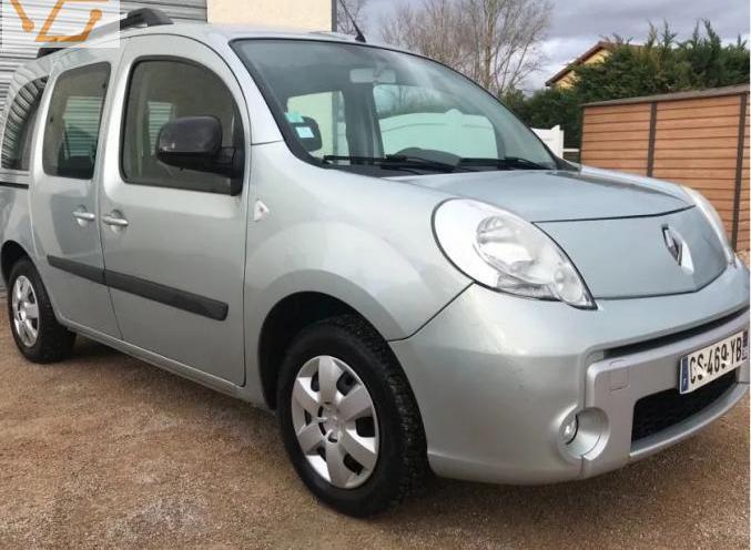 Renault kangoo ii 1.5 dci