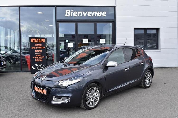 Renault megane 3 diesel saint-aignan-de-cramesnil 14 | 10990