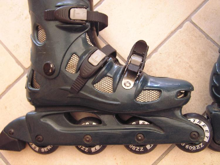 Rollers, t 38 (décathlon) occasion, brouckerque (59630)